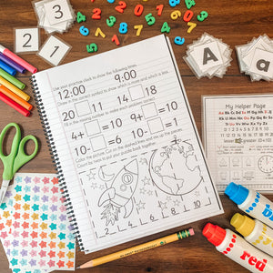 Kindergarten Journal Printable