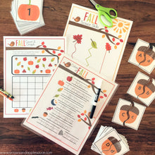 Load image into Gallery viewer, Fall Preschool Activity Printable BUNDLE - Arrows And Applesauce
