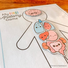 "Load image into Gallery viewer, Preschool ""My First"" Anatomy Printable - Arrows And Applesauce"