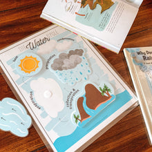Load image into Gallery viewer, Water Cycle Kids Printable Activity - Arrows And Applesauce