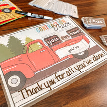 Load image into Gallery viewer, Contraction Truck Printable Reading Game - Arrows And Applesauce