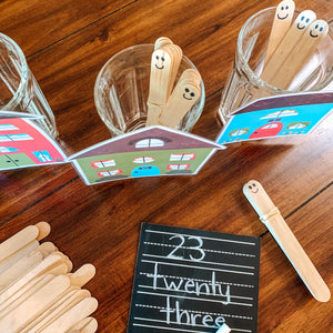 Place Value Village Printable - Arrows And Applesauce