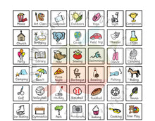 Load image into Gallery viewer, Weekly Visual Kid's Schedule - Arrows And Applesauce