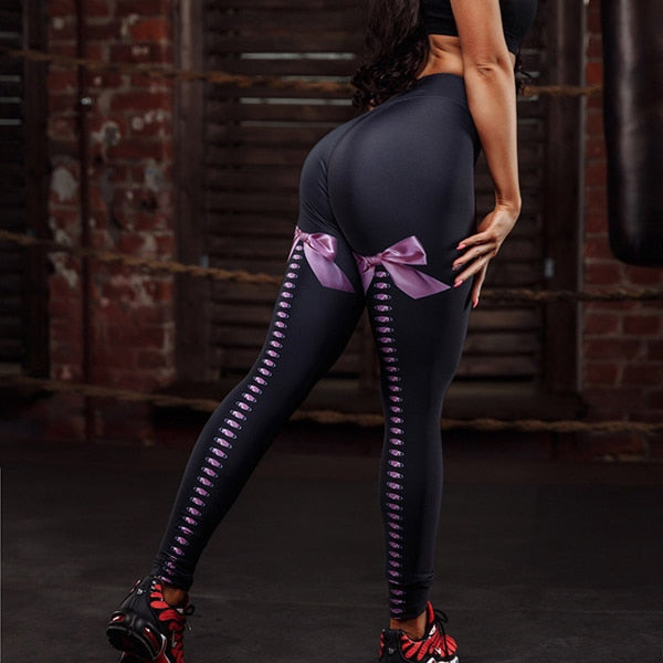 Hip Push Up Legging Pants