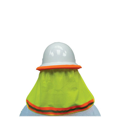 Neck Shade for Hard Hats
