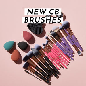 Colorbox Cosmetics Brushes