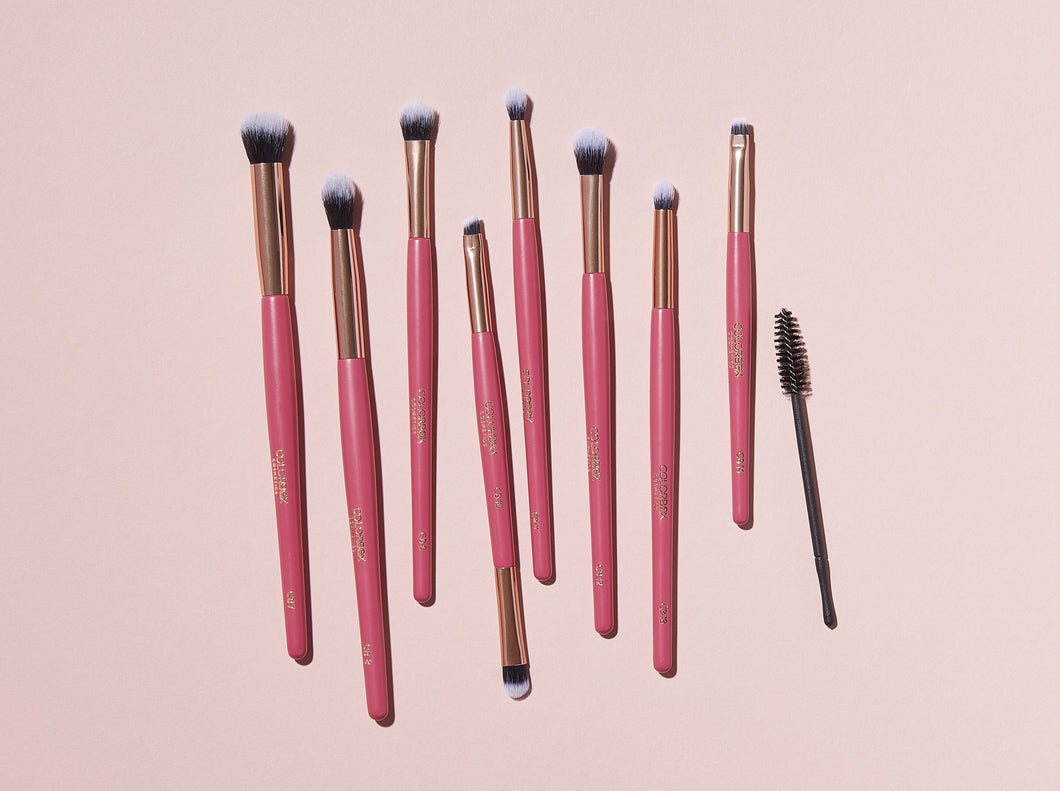 CB Professional Eye Brush Set