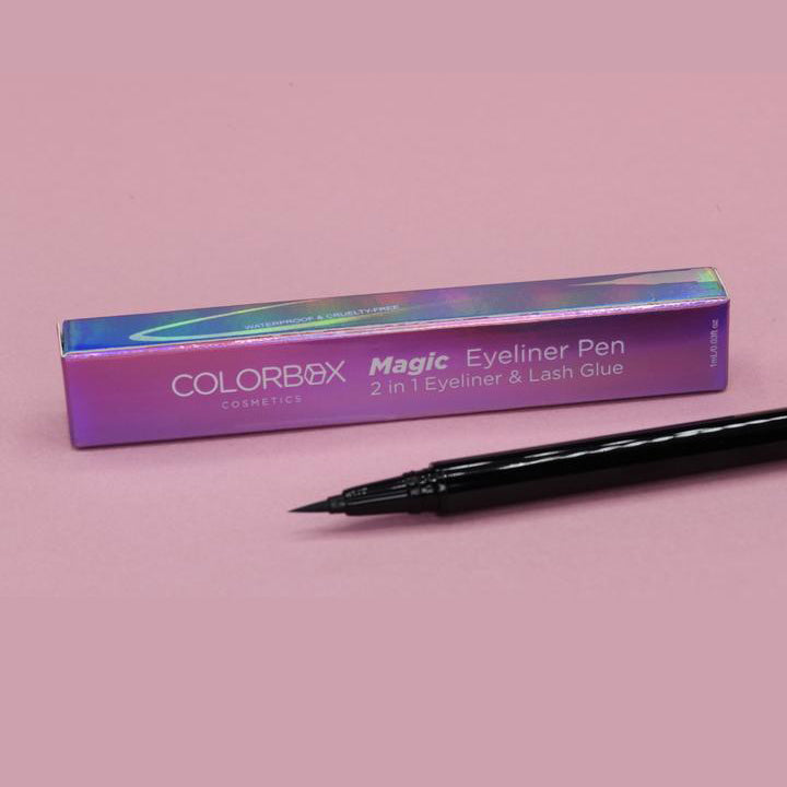 Colorbox Magic 2 in 1 : Eyeliner & Lash Glue Pen