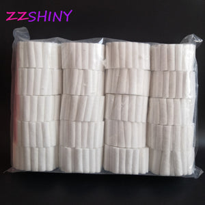 Disposable Dental Medical Surgical Cotton Rolls Tooth Gem High-purity Cotton Roll Dentist Supplies Teeth Whitening