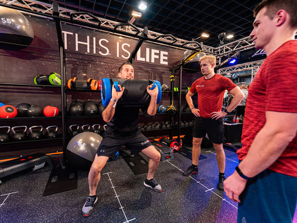 LIFE FITNESS ACADEMY Cutting Edge Education Exceptional standardized fitness education products including live, web-based and on-demand learning.