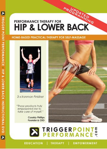 Trigger Point Performance Therapy for Hip and Lower Back DVD