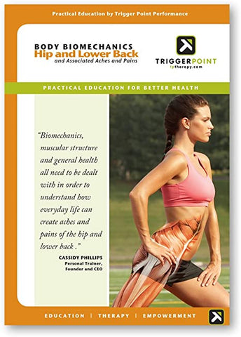 Trigger Point Body Biomechanics for Hip and Lower Back DVD