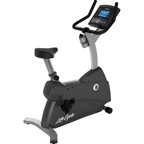 Life Fitness C1 Upright Bike