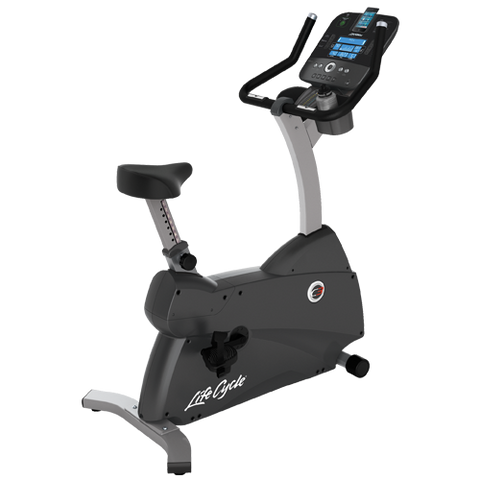 Life Fitness C3 Upright Bike