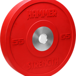 HAMMER STRENGTH PREMIUM RUBBER BUMPERS