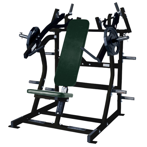 PLATE-LOADED ISO-LATERAL SUPER INCLINE PRESS