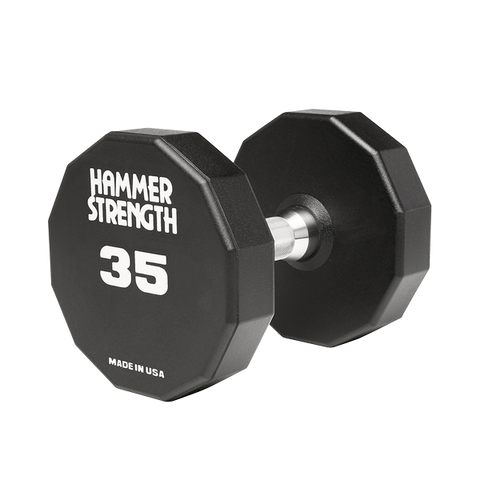 12-SIDE URETHANE DUMBBELLS