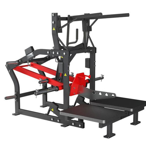 PLATE-LOADED BELT SQUAT