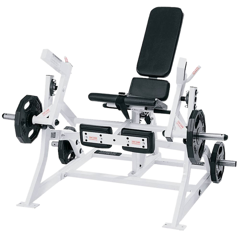 PLATE-LOADED LEG EXTENSION