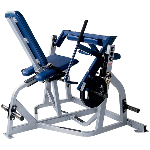 PLATE-LOADED SEATED LEG CURL