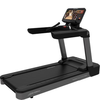 "Life Fitness Integrity Treadmill with 21"" Discover SE3 HD Console (WIFI)"