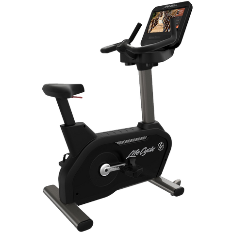 INTEGRITY SERIES LIFECYCLE® UPRIGHT EXERCISE BIKE