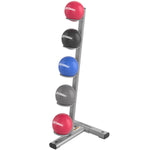 AXIOM SERIES VERTICAL MEDICINE BALL STORAGE RACK