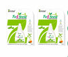 Zindagi Fosstevia Liquid 10ml - Natural Sweeteners of Stevia - Diabetic Care Pack of 2/5