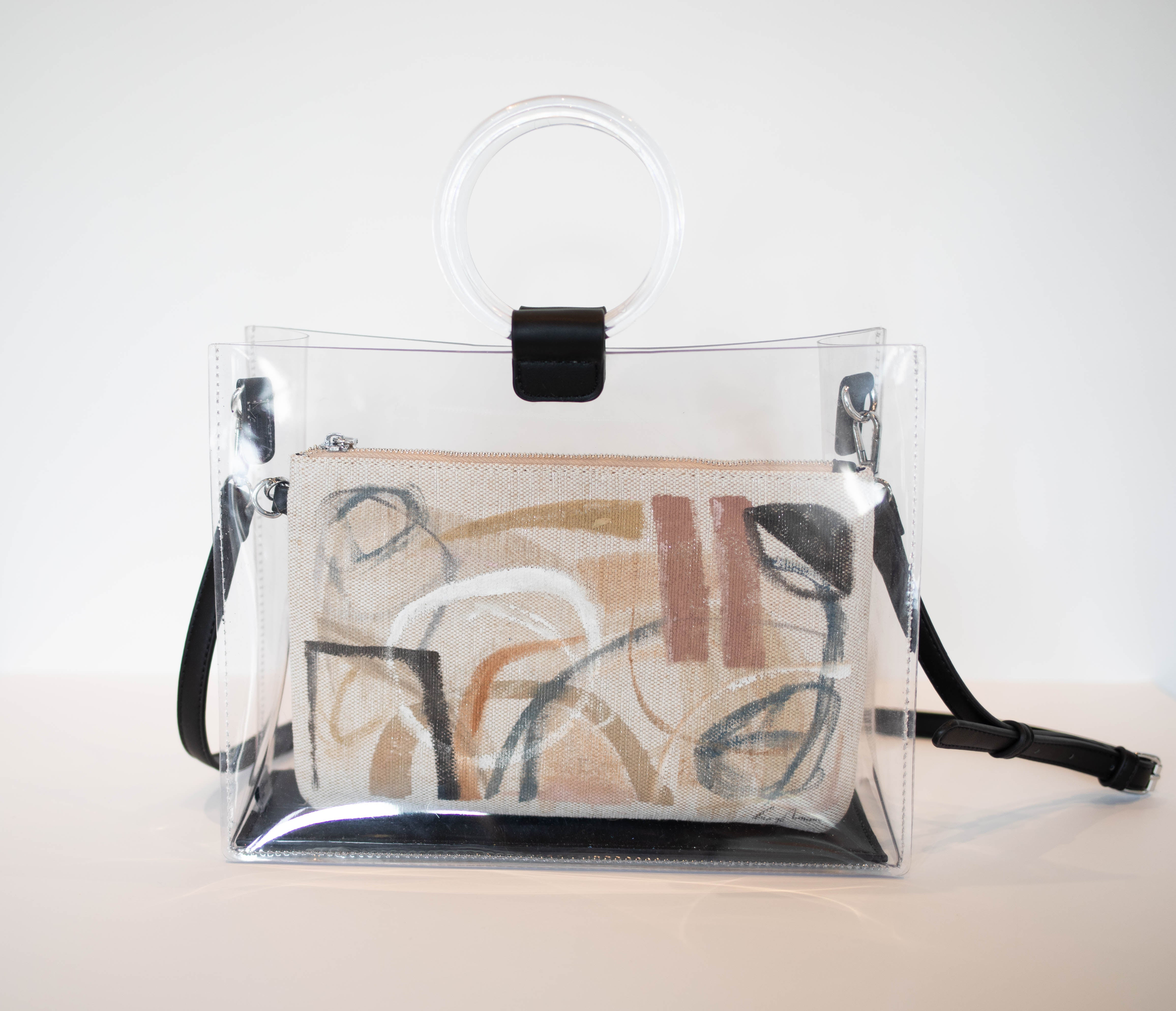 Emily Brown + BURU bag