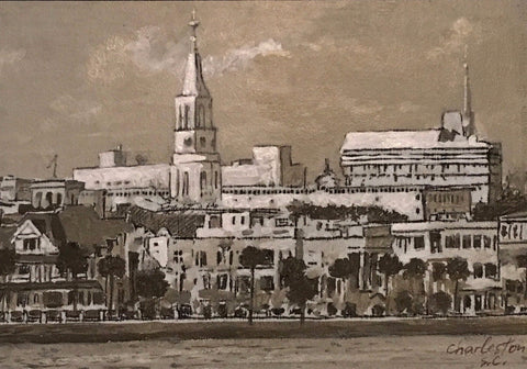 View of Charleston - Slava Roubanov