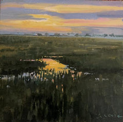 Haunted By The Marsh - Susie Callahan