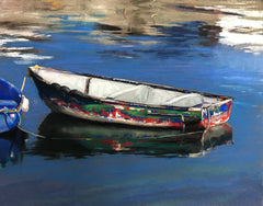 A Boat Of Many Colors- Lisa Gleim