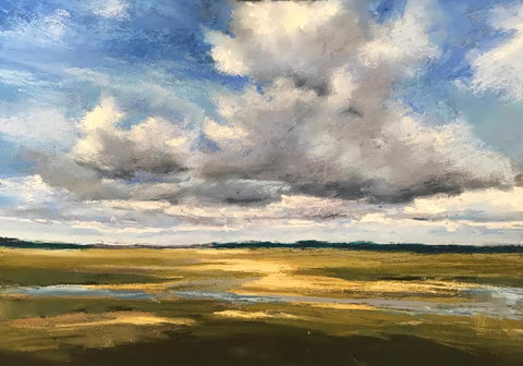 A Good Cloud Day- Beth Williams