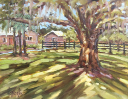 Among the Oaks- Kiawah River Lodge- Tammy Medlin