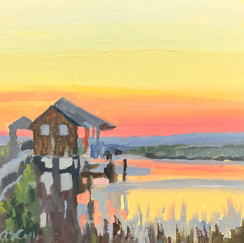 Annie and Michael's Boathouse- Susie Callahan