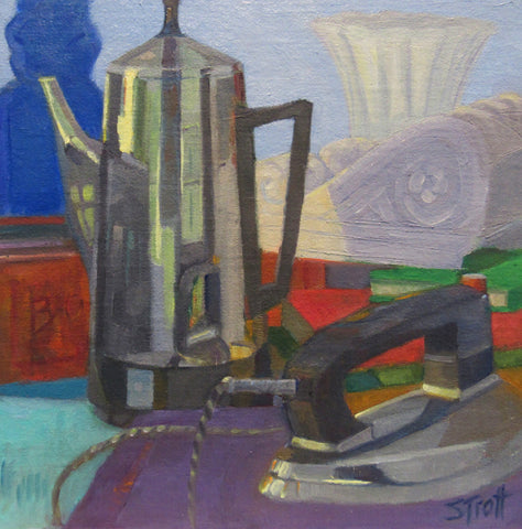 Appliances and Books - Susan Trott