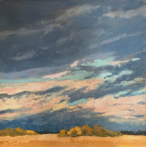 Approaching Storm - Susie Callahan
