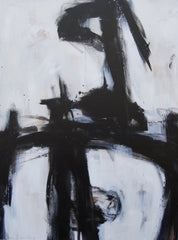 B & W Abstract - Carrie Penley