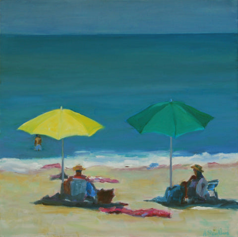 Beach Bliss - Anne Strickland