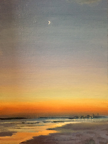 Beach and the Moon - Susie Callahan
