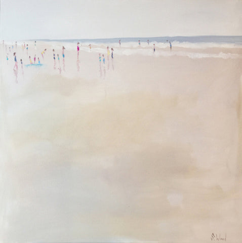 Beachgoers - Shannon Wood