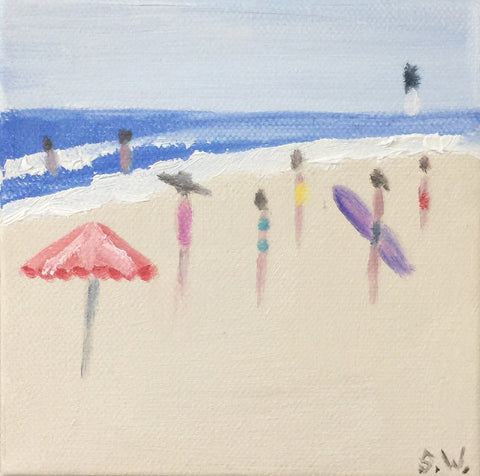 Beach Study #11 - Shannon Wood