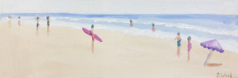 Beach Study #12 - Shannon Wood