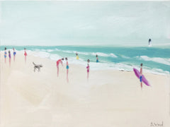Beach Study #18 - Shannon Wood