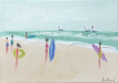 Beach Study #19 - Shannon Wood