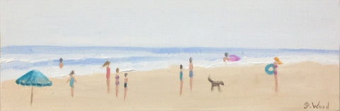 Beach Study #1 - Shannon Wood