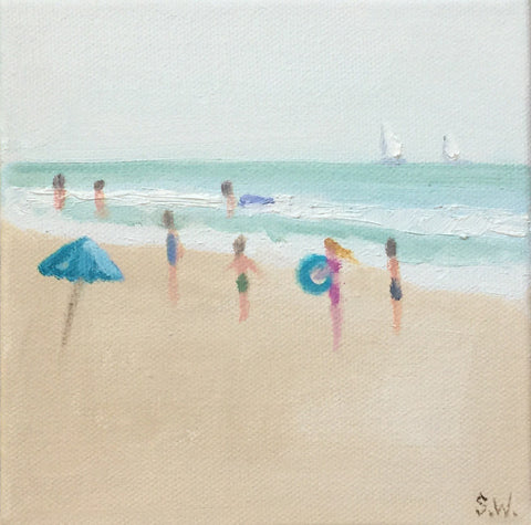 Beach Study #20 - Shannon Wood