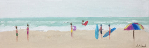 Beach Study #6 - Shannon Wood