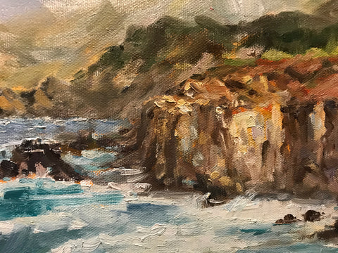Big Sur- Tammy Medlin