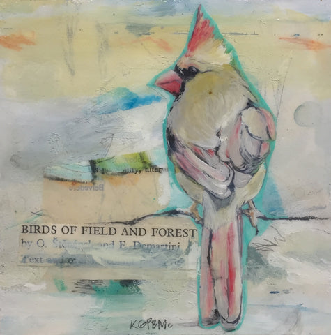 Birds of Field and Forest - Katherine McClure